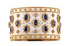 The most beautiful and delicate Buccellati cuff.