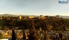 Live Cam Alhambra de Granada