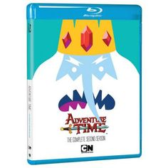 Cartoon Network: Adventure Time - The Complete Second Season (Blu-ray) Blu-ray