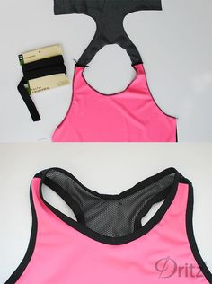 Sew a diy sports bra sewing bras, sewing elastic, sewing clothes, clo