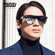 Brand New Sunglasses Men Travel Driving Mirror Flat Lens Rimless Women Sun Glasses Eyewear Oculos Gafas Sunglasses - : Photochromic Bicycle Cycling Glasses Men/Women Sport Road Bike Cycling Eyewear oculos gafas ciclismo C Polarized Sunglasses, Sunglasses Women, Celebrity Casual Outfits, Cycling Sunglasses, Square Faces, Womens Glasses, Big Fashion, Face Shapes, Sports Women