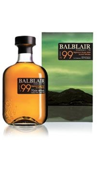 Balblair 99 - I have to try this one… I'll admit that I'm put off by the looks; judging the proverbial book by its cover and all.