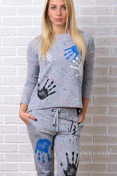 Модные женские Брендовый гламурный спортивный костюм Турция S M L XL XXL для повседневной носки