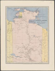 1944 battle map of the pacific with revised maps of europe and the northern territory of south australia 1886 map australia gumiabroncs Images