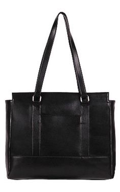 New Leather Shopper style bag from Wilsons!
