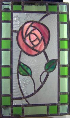 charles rennie mackintosh stained glass - group picture, image by tag… Stained Glass Flowers, Stained Glass Designs, Stained Glass Panels, Stained Glass Projects, Stained Glass Patterns, Leaded Glass, Stained Glass Art, Mosaic Glass, Mosaic Flowers