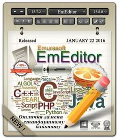 Emurasoft EmEditor Pro 15.7.2 Final  Portable Crack Patch Serial Key