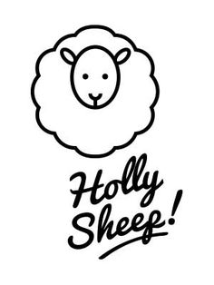 Curly girly sheep, jeps, just like me!
