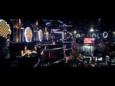 The Raid 2 - techno club scene