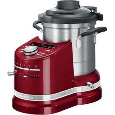 Les appareils qui vous changent la vie  Le Cook Processor de Kitchenaid dans la sélection des meilleurs robots de Kiss My Chef