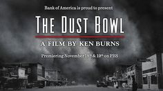 Bank of America | The Dust Bowl