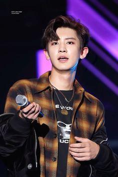 Chanyeol no Asia Song Festival - Exo
