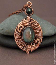wire woven pendants - Szukaj w Google
