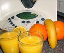 Rezept Frühstücksdrink-Smoothie von pb100 - Rezept der Kategorie Getränke