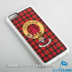 MacNaughton Clan Crest Phone Cover