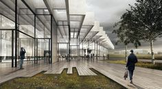 """Gallery of Adidas Selects COBE to Design """"Rhombus-Shaped"""" Flagship Building in Germany - 3"""
