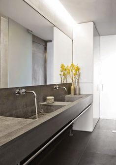 South Shore Decorating Blog: Did You Know Concrete Could Look This Good? It's Gorgeous!