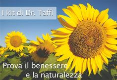 "I ""Kit di Dr. Taffi"" sono una novità assoluta, pensata per permettere ai nostri clienti ditestare, annusare, conoscere i prodotti pagando solo le spese di spedizione!  http://www.drtaffi.it/dr-taffi-kit.html?SID=ldu0eq1ts99tts2vqisi4ivje5&___store=italiano&___from_store=english   ""Dr. Taffi Kits"" are a brand new offer to allow our customers to test, smell and meet our products only paying the shipping fees!"