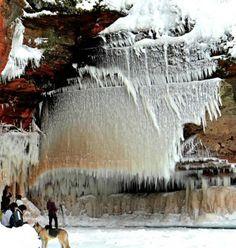 #zima #piękne #lodowe #nawisy  #winter