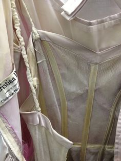 Diario de un Chainstitcher: Dentro de un vestido de Dior Couture
