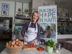 Thursday 24th January 2012  5pm - 9.30pm    Tickets include cocktails and canape reception, cooking demonstration and 3-course Haitian meal served at  Clodagh's Kitchen, Arnotts.    For tickets contact  erin@clodaghmckenna.com or call 087 296 5221. Cocktails And Canapes, Haiti, Thursday, January, Reception, Meals, Cooking, Kitchen, Meal
