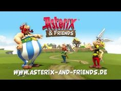 Asterix and Friends hack roman helmets
