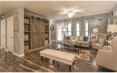Photo Gallery :: Michigan Modular Home Builder - American Living Inc. The Oswego II Modular Home Manufacturers, Modular Home Builders, Modular Homes Nc, Modular Home Plans, Country Modular Homes, Remodeling Mobile Homes, Home Remodeling, Style At Home, Clayton Homes