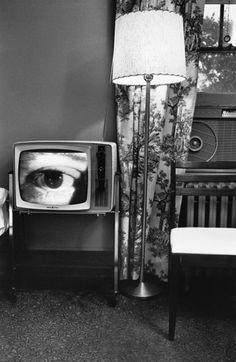 Lee Friedlander, the Little Screens, Washington, DC, 1962