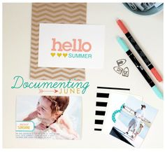 We look forward to Arika B.'s monthly blog posts with her amazing layouts. Stampin' Up! makes documenting your everyday life a breeze, especially with amazing inspiration like this!