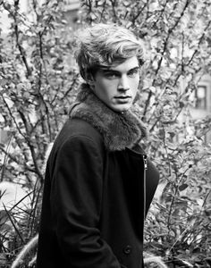 Greg Nawrat by Elisa Hyman | Polish Models Blog