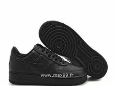 nike air force 1 basse noir