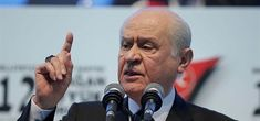 MHP'nin 12. Olağan Büyük Kurultayı'nda, Devlet Bahçeli, genel başkanlığa yeniden seçildi.