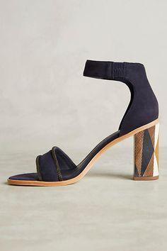 Slide View: 3: Bernardo Hayden Block Heels