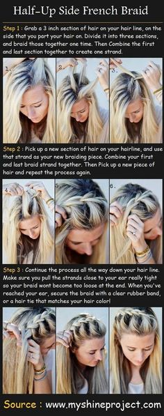 hair tutorials for long hair styles.....wedding ideas!