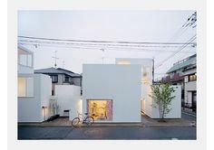 //photographer:: Dean Kaufman //project:: Moriyama House in Tokyo, Japan //architect:: SANAA