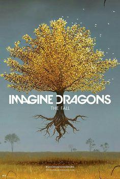"Imagine Dragons ""The fall"" Imagine Dragons, Florence Welch, Pentatonix, Dragon Origin, Music Rock, Music Album Covers, Smoke And Mirrors, Music Artwork, Elephant Tattoos"