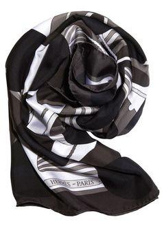 THE BAZAAR: Opposites Attract: Shop The Trend - Comme des Carrés scarf