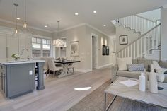 Charcoal decoration living room transitional with great room white trim vinyl plank flooring linkwerks