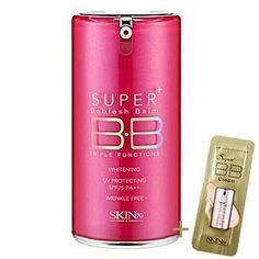 hot pink bb cream