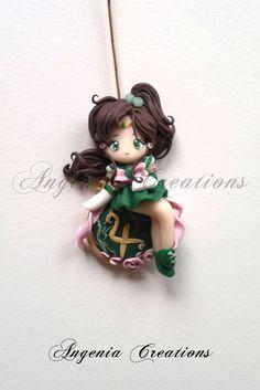 Sailor Jupiter by AngeniaC on deviantART