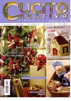 Cucito criativo nº25 - Martinha Vogt - Picasa Web Albümleri