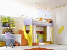 Modern Kids Bunk Beds Designs