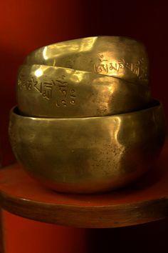 Singing Bowls - Tibet