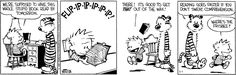 Calvin and Hobbes by Bill Watterson for May 1, 2017 | Read Comic Strips at GoComics.com
