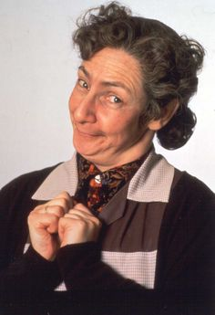 Father Ted | Mrs Doyle First impressions Miss Prism inspiration
