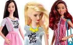 Nova linha da Barbie tem bonecas com vários tons de pele e texturas de cabelo - Beleza - CAPRICHO