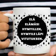 Vittu mitä paskaa - kauppa Boho Beautiful, Slogan, My Life, Jokes, Humor, Sayings, Funny, Humour, Jokes Quotes
