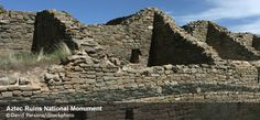 JAN. 24, 1923:  Aztec Ruins National Monument was estabkished in New Mexico.  image: azru.jpg