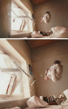 Exhale by Jeremy Geddes.