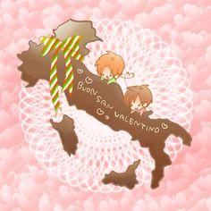 Hetalia - Italy Bros